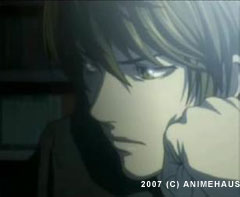 Análise - animê - Death Note
