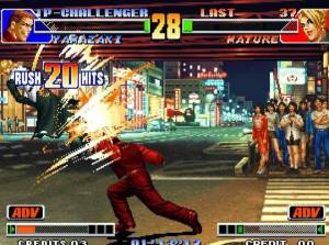 Análise - game - The King of Fighter'98 Dream Match Never Ends - Playstation