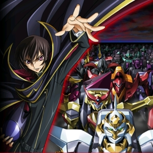 code geass r2 sunrise lelouch lamperouge